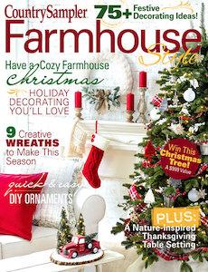 Farmhouse Style Winter 2021