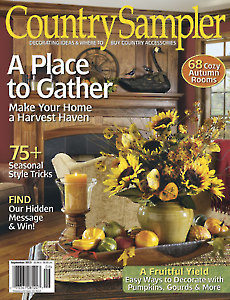 August/September 2013 Country Sampler
