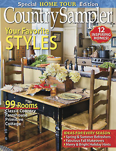 Country Sampler's Home Tour Edition 2014