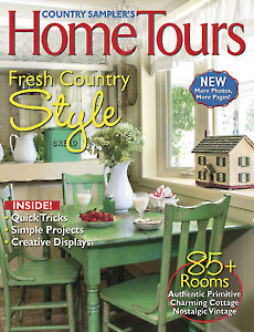 Country Sampler's Home Tours 2015