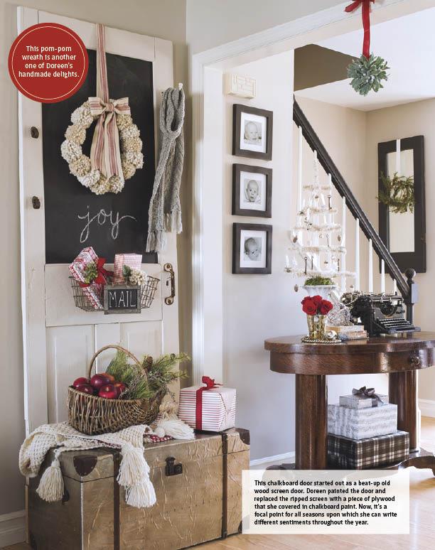 Magazines Christmas Decorating Country Samplers Christmas 2015