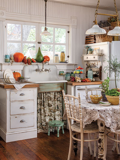 Magazines Farmhouse Style Country Sampler Farmhouse Style Autumn 2020